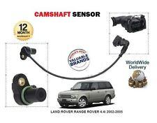 FOR LAND ROVER RANGE ROVER 4.4i LM 2002-2005 NEW CAMSHAFT POSTION SENSOR X1
