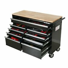 Tool Chest Box Cabinet Storage Drawer Rolling Organizer Garage Mobile Workbench