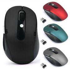 Mouse Wireless 6 Pulsanti Senza Fili Professionale Ottico 2000 DPI USB 2.4ghz