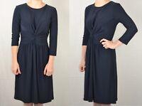 NEXT NEW NAVY BLUE WORKWEAR STRETCH DRESS 569 UK 8-22