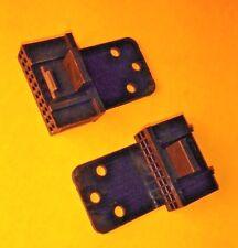 2-Pack 20-Pin Blank Plug Motorola CDM CDM1250 VHF UHF