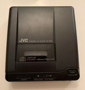 JVC XL-P50 Portable CD Player Walkman Discman 1991, NOT WORKING, FOR PARTS