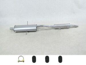 IMASAF Endtopf NEU für Chrysler Voyager III GS 2.0 2.4 3.3 Auspuff + Anbaut.