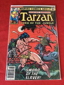 Tarzan #15 Marvel Comics