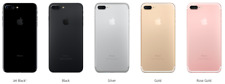 Apple iPhone Seven Plus 32GB/128GB - Factory Unlocked - NEW w/ Apple Warranty