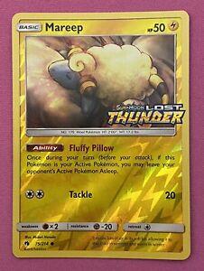 Mareep 75/214 - SM Lost Thunder Pokemon Card Promo
