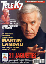 TELE K7 1995: MARTIN LANDAU_HARVEY KEITEL_TV series DYNASTY_ALEX TAYLOR