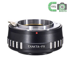 EXA-FX for Exakta Lens to Fujifilm X-Pro1 X-E1 X-E2 X-M1 X-A1 X-T1 X-T2 Cameras