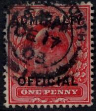 GB UFFICIALE Admiralty 1903 1D... precoce utilizzare DEC 17A 1903.. WRIGHT BROTHERS VOLO