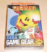 Namco Pac-Man Sega Game Gear original vintage retro Brand New Factory Sealed