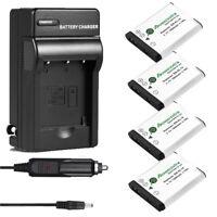 EN-EL19 Battery / Charger for Nikon Coolpix S33 S7000 S6900 S3700 S3500 S4300 US