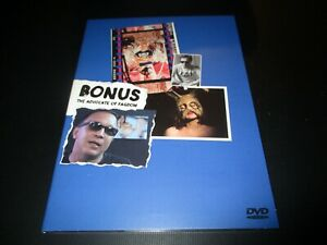 """DVD DIG NEUF """"BONUS : THE ADVOCATE OF FAGDOM"""" documentaire sur Bruce LaBRUCE gay"""