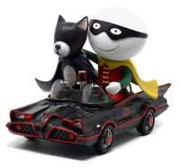 Catman And Robin by Doug Hyde, Sculpture Limited Edition