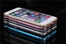 iPhone 6 4.7 inch Pink Metal Bumper Luxury Aluminum Alloy Protective Case Cover