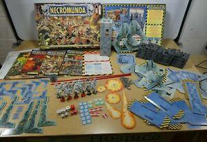 WARHAMMER 40K NECROMUNDA Battle for Survival in the Nightmare Undercity 0045