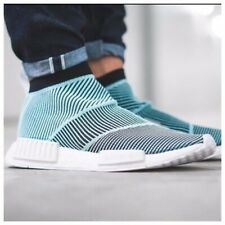 123385e300c6f Adidas Originals NMD CS1 PARLEY PRIMEKNIT SHOES BOOST AC8597 A1 Mens Size 12