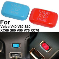 Car Inside Engine Start Stop Button Trim Cover For Volvo V40 V60 S60 XC60 S80