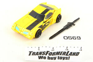 Night Strike Bumblebee Complete Warrior Robots in Disguise 2015 Transformers