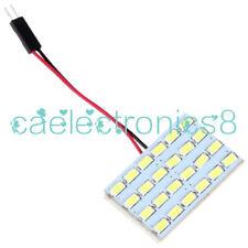 12V 3W 24 SMD 5730 LED Light Panel Board Car Dome Interior Reading Bulb Lamp CA