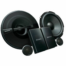 "Sony XS-GS1621C GS-Series 6-1/2"" 2-Way Component Speakers System 320 Watts NEW"