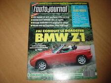 AJ N°19 1988 Passat GT 16V.Volvo 440 GLT.Rover 827i