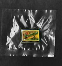 Usps Greetings From Michigan Postage Stamp 37 Cents(3717) Lapel Hat Pin