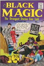 Black Magic Comic Book Vol 8 #3 Crestwood 1961 VERY FINE+