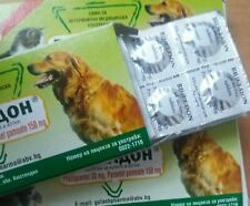 Dog and Cat Wormer,Broad Spectrum Dewormer, Worming Tabs 500 tablets