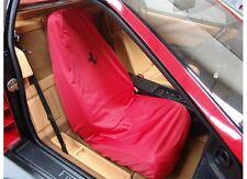 Seat Cover Set Genuine Ferrari Red 599 F360 F430 458 488 F12 95970085