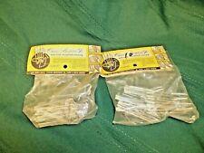 Conso Bestpleat Jr Nip-Tite Pleater Hooks Vintage 10 #15 Wall Hooks Rubber tips