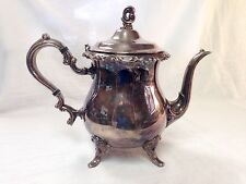 VTG Silver-Plated Gorham Newport Holloware Coffee Tea Chocolate Pot Pitcher