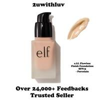ELF E.L.F. FLAWLESS FINISH FOUNDATION SPF15 PORCELAIN RENAMED TO NATURAL EXPRESS