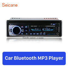 Car Bluetooth Radio Stereo Audio Head Unit Player For MP3/USB/SD/AUX-IN/FM IPod