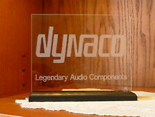 New listing Dynaco Etched Glass Home Audio Sign