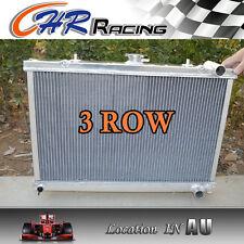 3 ROW 52MM FOR Nissan Skyline R32 GTS GTR Aluminum Radiator