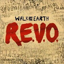 R.E.V.O. by Walk Off the Earth (CD, 2013, Columbia (USA) sealed, drill hole