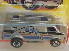 1980 MATCHBOX LESNEY SUPERFAST 68 CHEVY VAN VANPIRE MOC