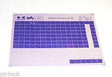 Microfiche Catalogo ricambi Kawasaki ZX - 9R Ninja Stand 11/1994
