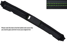 GREEN STITCH TOP ROOF PANEL SKIN COVER FITS BMW E30 3 SERIES 84-93 CONVERTIBLE