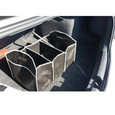 Black Car Seat Back Rear Travel Storage Bag Holder Interior Trunk Organizer