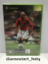 DAVID BECKHAM SOCCER (XBOX) VIDEOGIOCO NUOVO SIGILLATO - NEW SEALED PAL VERSION