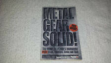Playstation Power - Metal Gear Solid - The Complete Player's Handbook