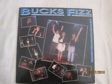 BUCKS FIZZ Live At The Fairfield Hall, Croydon - Jet records 1991 freeUK post