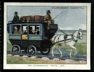 Tobacco Card, Churchman, LANDMARKS IN RAILWAY PROGRESS, 1932,1st Series,Large,#2