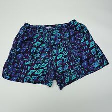 Champion Men's Size 40-42 Purple Swim Trunks Shorts