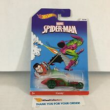 ICandy * Spider-Man Series Hot Wheels * NC18