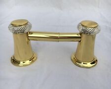 Vintage Price Pfister MatchMakers Polished Brass Toilet Tissue Holder BX1-PHPP