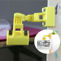 Painting Clip Double Head Clamp Sketch Clip For Artist Easels Drawing Boards