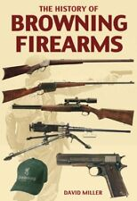 The History of Browning Firearms by Miller, David