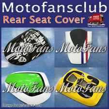 Motofansclub Rear Seat Cowl Cover for Honda Suzuki Kawasaki Yamaha Bundle GM